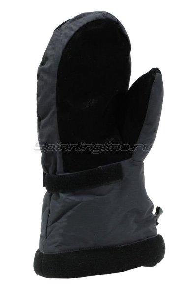 Варежки Kosadaka Alaska серо-черный крэк -  2