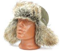 Шапка-ушанка Kosadaka Arctic волк, хаки XL