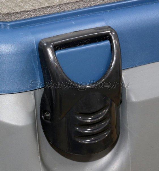 Ящик рыболовный A-Elita Comfort new серый/синий -  3