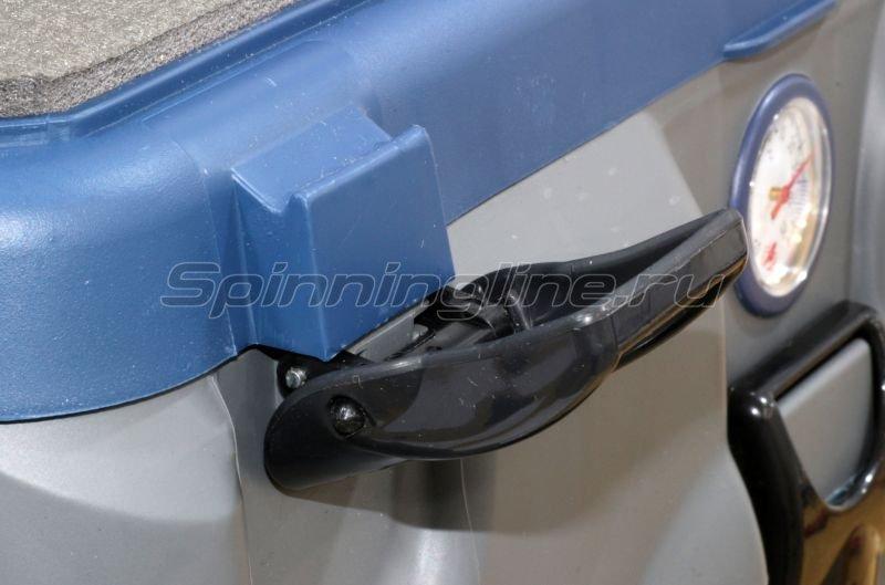 Ящик рыболовный A-Elita Comfort new серый/синий -  4