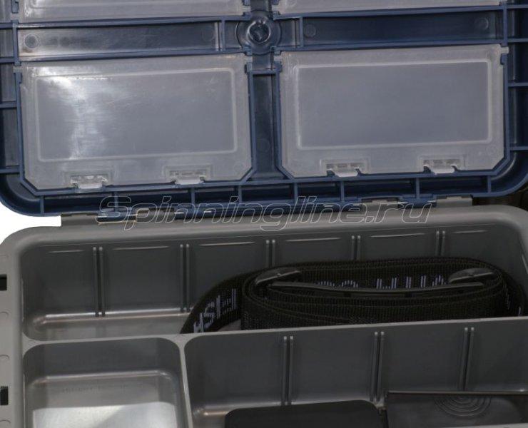Ящик рыболовный A-Elita Comfort new серый/синий -  5