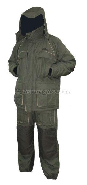 Костюм Novatex Камчатка 60-62 рост 182-188 хаки без вышивки - фотография 1