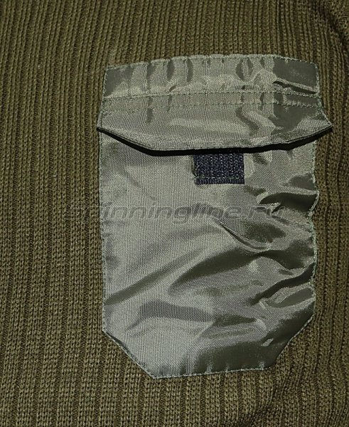 Свитер с карманом Novatex р.56 -  3