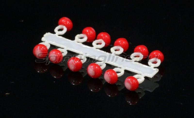 Левша-НН - Микро-Бис Шар 2,3 мм красный - фотография 1