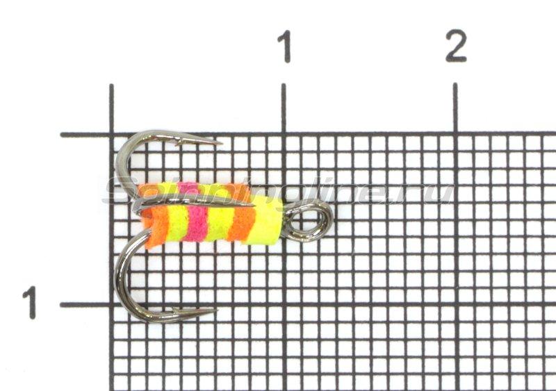Тройник-подвеска с приманкой №12 -  1