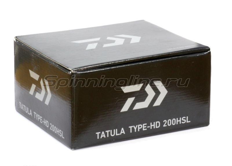 Daiwa - Катушка Tatula HD 200 HSL - фотография 2