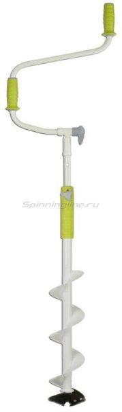 Ледобур Mora Nova System 130мм удлиненный шнек - фотография 1