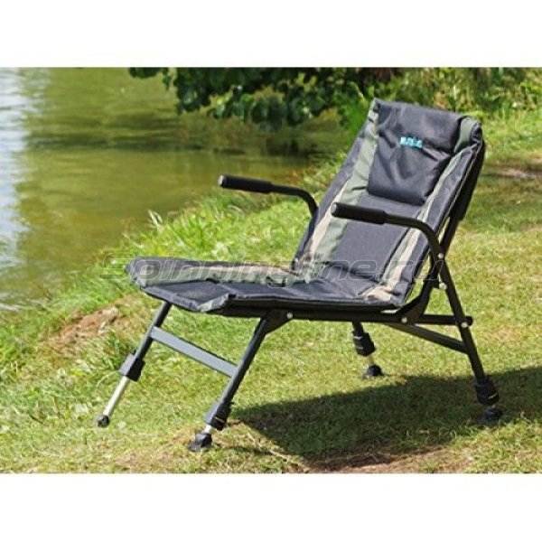 Кресло Nautilus Simple Fold Dark -  1