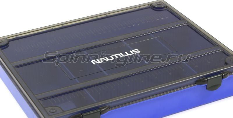 Коробка Nautilus TB-CMB blue-grey - фотография 2