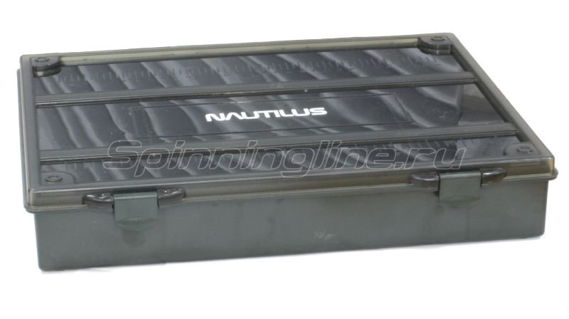 Коробка Nautilus TB-CMB dark green-grey - фотография 2