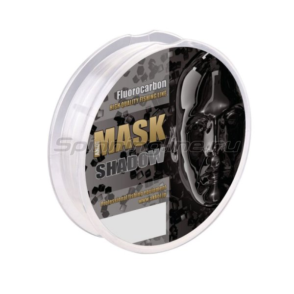 Akkoi - Флюорокарбон Mask Shadow 30м 0,238мм - фотография 2