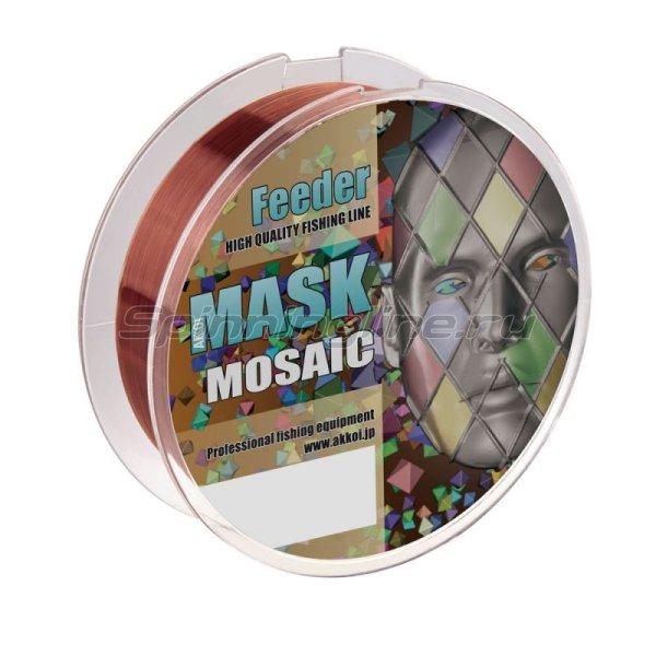 Леска Akkoi Mask Feeder NT30 150м 0,346мм -  2