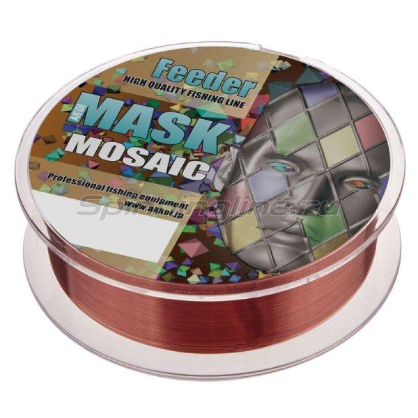 Леска Akkoi Mask Feeder NT30 150м 0,346мм -  3