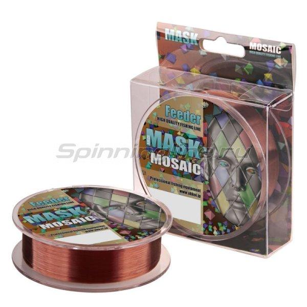 Akkoi - Леска Mask Feeder NT30 150м 0,395мм - фотография 1