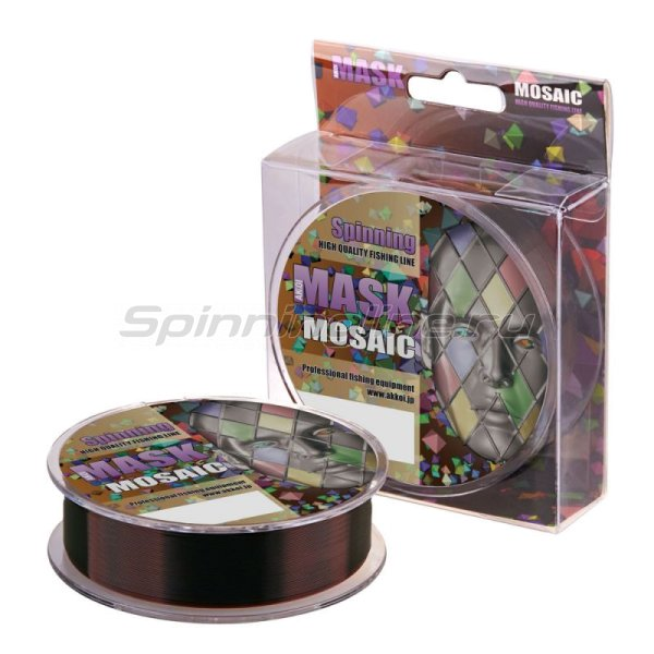 Akkoi - ����� Mask Spinning NT30 150� 0,125�� - ���������� 1