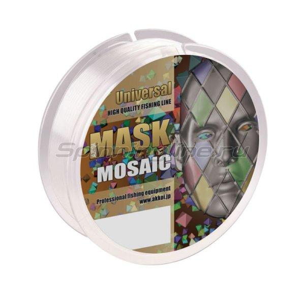 Леска Akkoi Mask Universal NT30 100м 0,125мм -  3