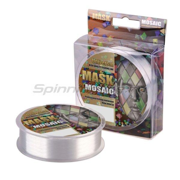 Леска Mask Universal NT30 100м 0,395мм -  1