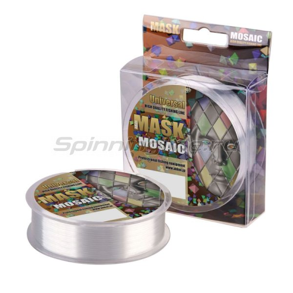 Леска Mask Universal NT30 100м 0,471мм -  1