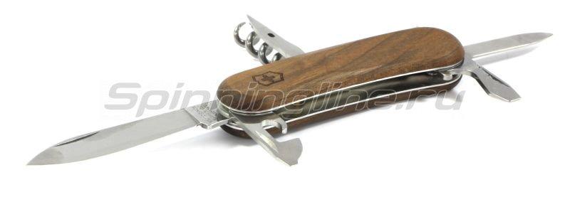 Нож Victorinox перочинный EvoWood 10 - фотография 1