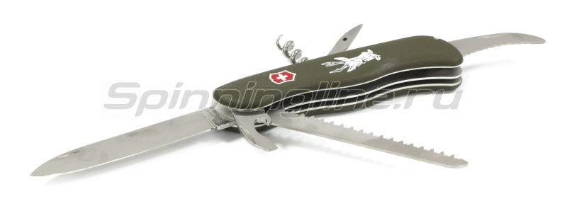 Нож Victorinox перочинный Hunter -  1