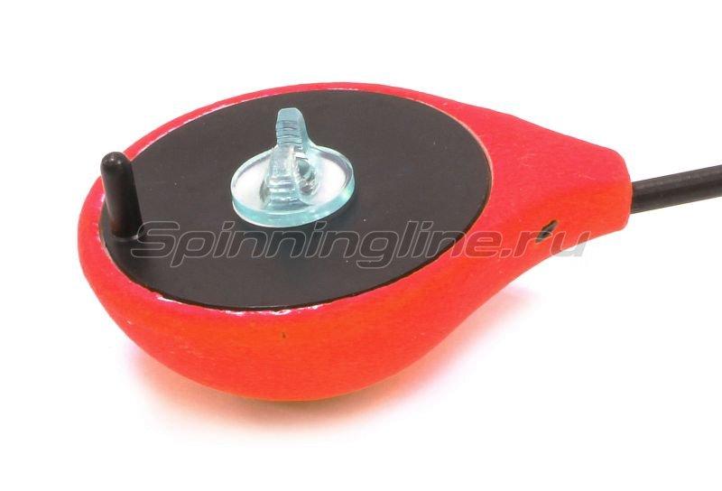 Grifon - Удочка зимняя балалайка Yeti красная - фотография 2