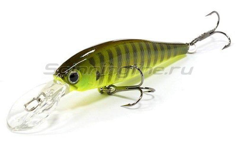 Lucky Craft - Воблер Pointer 65DD Sexy Chartreuse Perch 184 - фотография 1