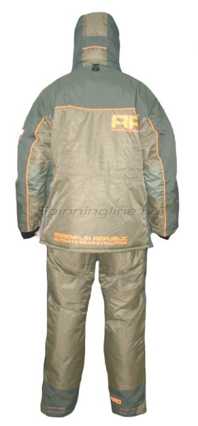Костюм Adrenalin Republic Rover -35 M зеленый/хаки -  2