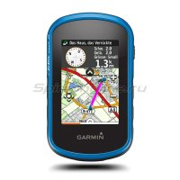 Навигатор Garmin eTrex Touch 25 GPS/GLONAS Russia
