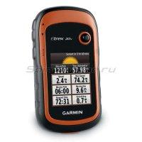 Навигатор Garmin eTrex 20x GPS/GLONAS Russia