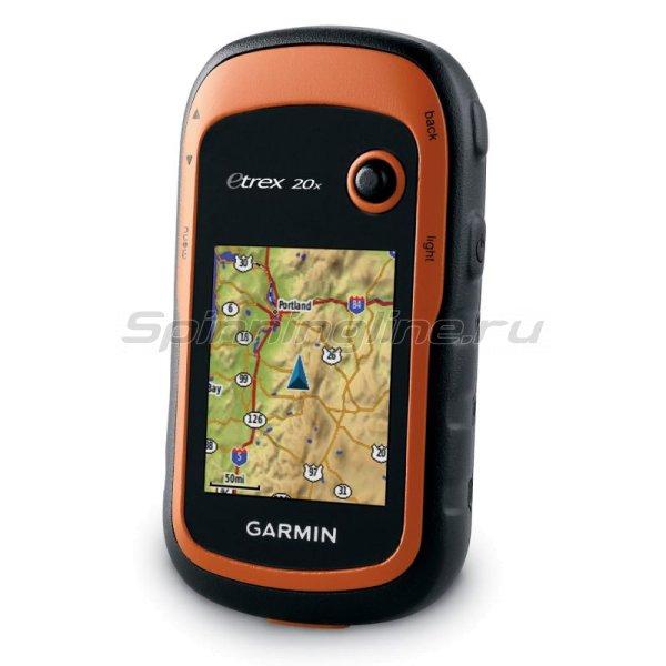 eTrex 20x GPS/GLONAS Russia -  2