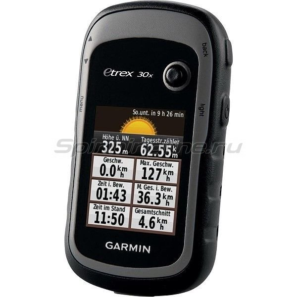 eTrex 30x GPS/GLONAS Russia -  1