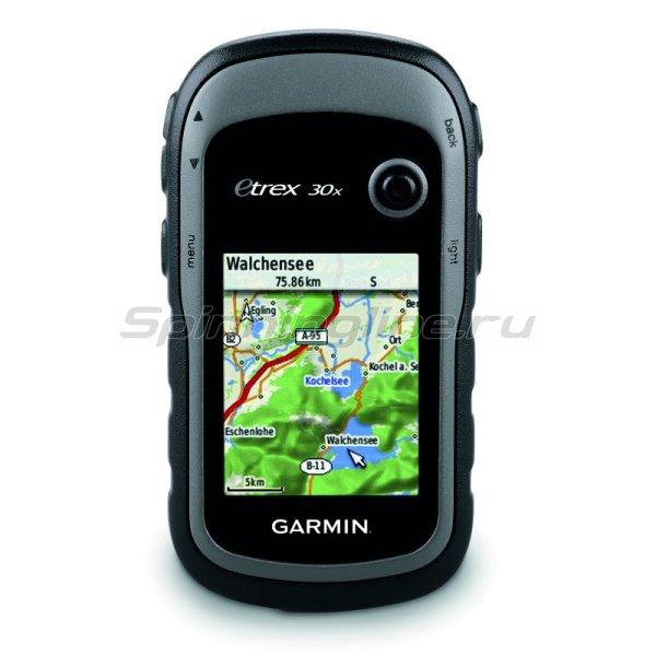 eTrex 30x GPS/GLONAS Russia -  3