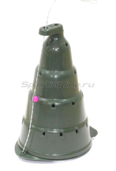 Кормушка Три Кита Самосвал КЗ-3 оснащенная -  1