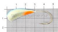 Мормышка Fish Gold судаковая Трехгранка Светлячок 18гр кр.Gamakatsu 11 синий