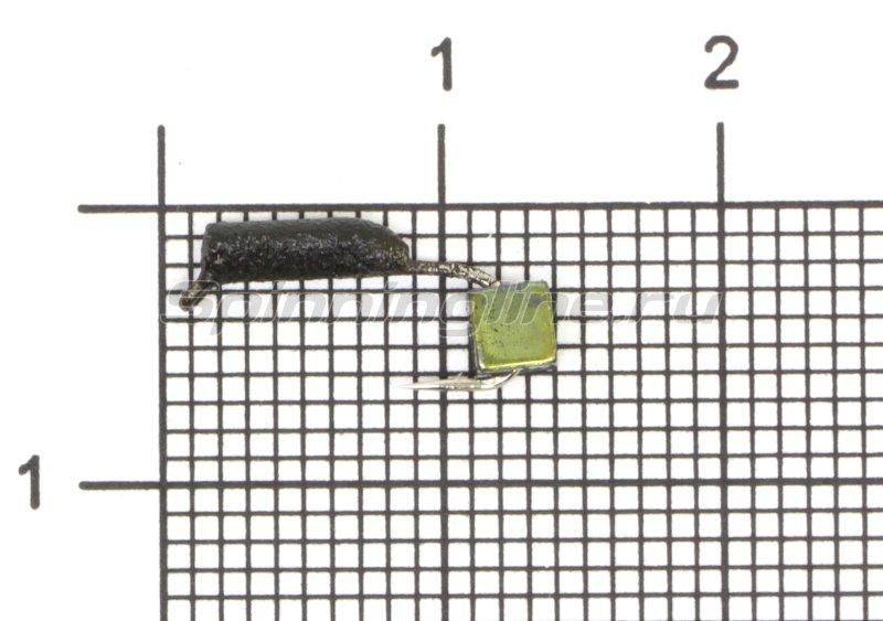 Мормышка True Weight Гвоздекубик d1.5 зеленый кр.hayabusa -  1