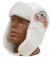 Шапка-ушанка Adrenalin Republic Helmet белая