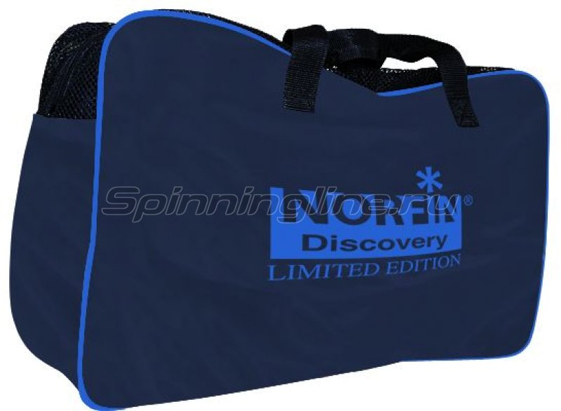 Костюм Norfin Discovery LE Blue XXXL -  2