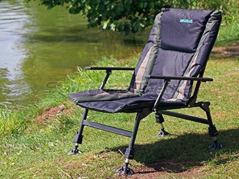 Кресло Nautilus Comfort Dark - фотография 1