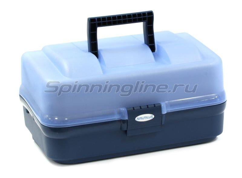 Ящик Nautilus 145 XL clear blue blue - фотография 1