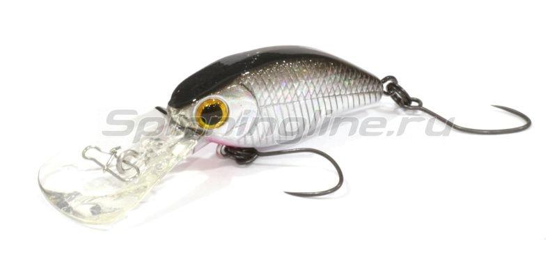 Lucky Craft - Воблер Flat Cra-Pea DR 0596 Bait Fish Silver 254 - фотография 1