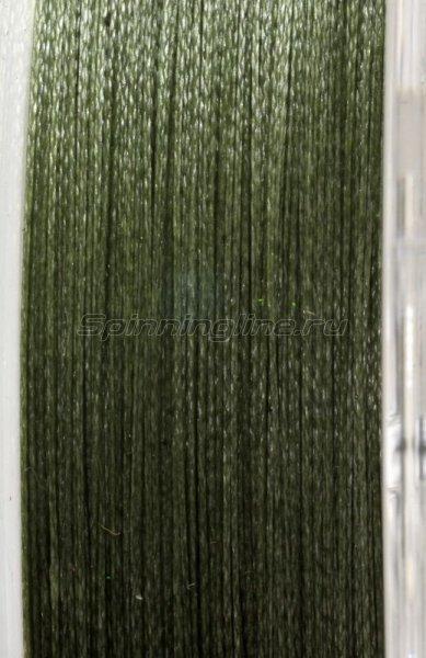 Шнур Master PE 100м 0,06мм dark green -  2