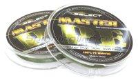 Шнур Master PE 100м 0,10мм dark green
