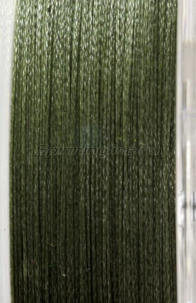 Select - Шнур Master PE 100м 0,10мм dark green - фотография 2