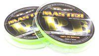 Плетеные шнуры Select Master PE 150м light green