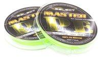 Шнур Master PE 150м 0,10мм light green
