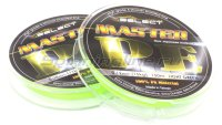 Шнур Master PE 150м 0,14мм light green