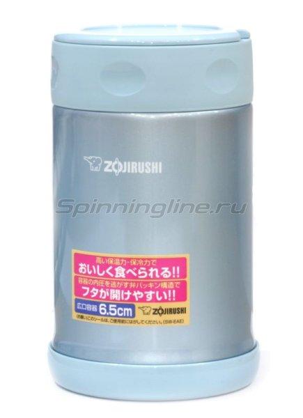 Термоконтейнер Zojirushi SW-EAE 50-AB 0.5л голубой - фотография 1