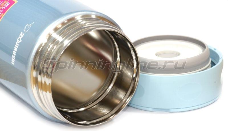 Термоконтейнер Zojirushi SW-EAE 50-AB 0.5л голубой - фотография 2
