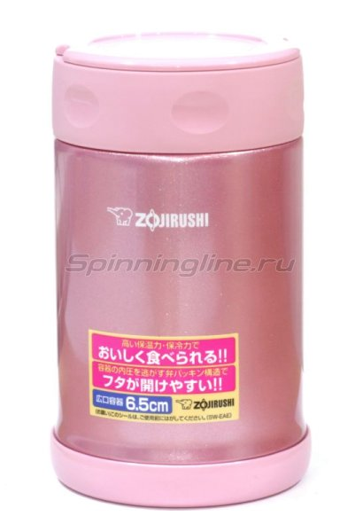 Термоконтейнер Zojirushi SW-EAE 50-PS 0.5л розовый - фотография 1