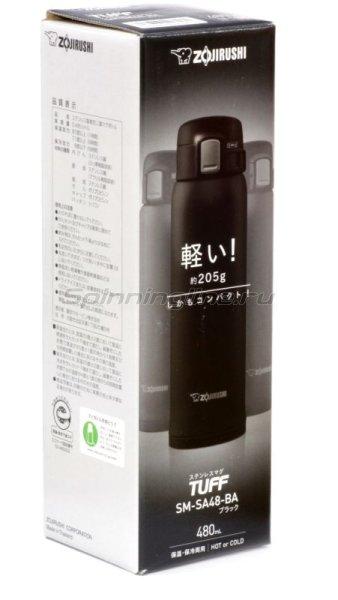 Термос Zojirushi SM-SA60 BA 0.6л черный - фотография 4